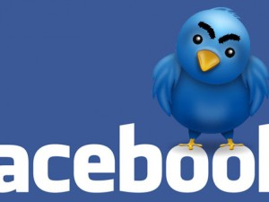 Publishing to Twitter from Facebook Pages